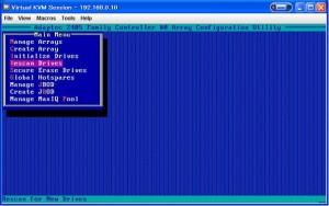 raid 03 300x188 RAIDアレイの作成(Adaptec編)