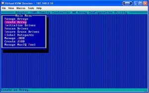 raid 08 300x188 RAIDアレイの作成(Adaptec編)