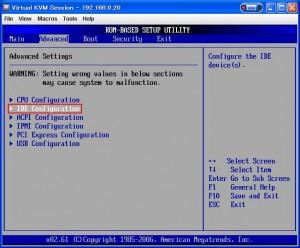 setup 06 300x248 MicroServerのBIOSセットアップ