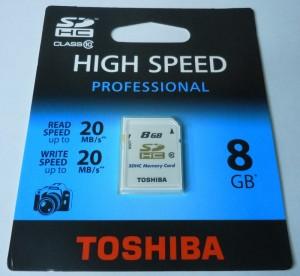 toshiba sd8gb 300x276 Raspberry PiでRAMDiskを使う